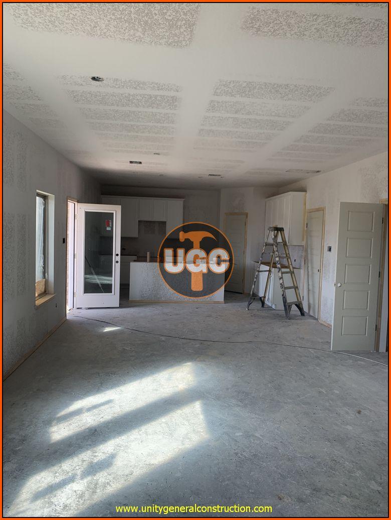 Drywall installation _trc